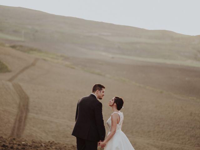 Il matrimonio di Salvatore e Martina a Resuttano, Caltanissetta 49