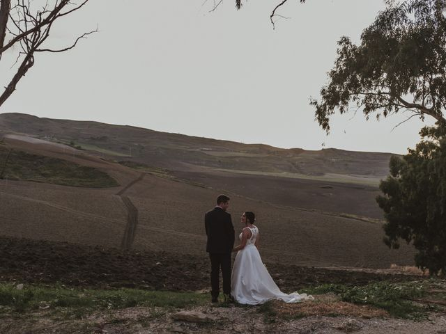 Il matrimonio di Salvatore e Martina a Resuttano, Caltanissetta 51