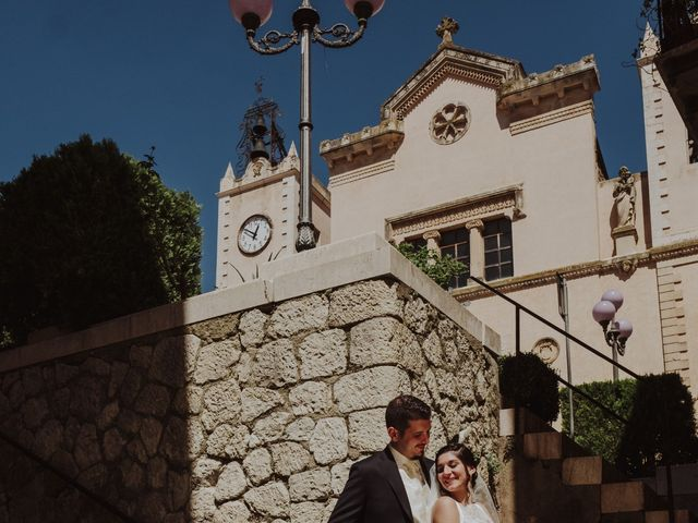 Il matrimonio di Salvatore e Martina a Resuttano, Caltanissetta 53