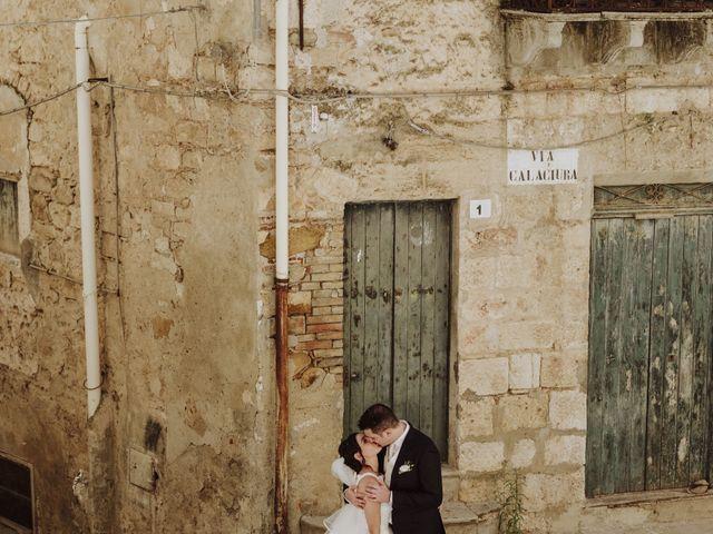 Il matrimonio di Salvatore e Martina a Resuttano, Caltanissetta 54