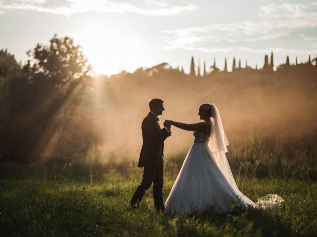 le nozze di Giulia e Emanuele
