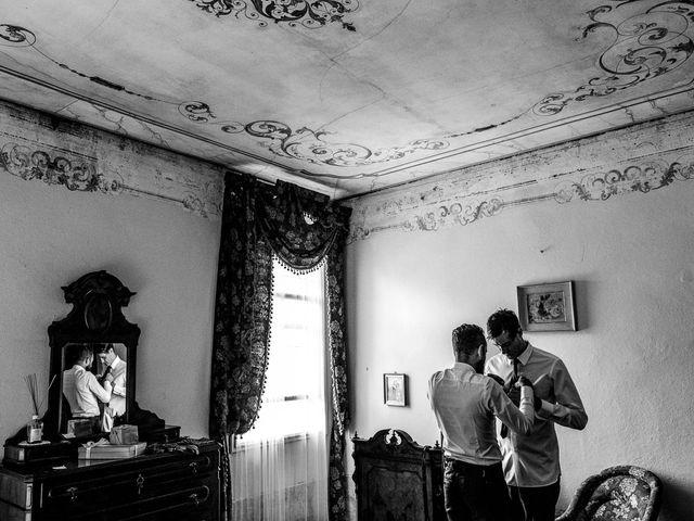 Il matrimonio di Max e Augusta a Vicenza, Vicenza 5
