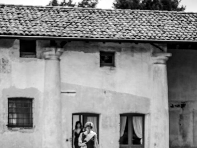 Il matrimonio di Max e Augusta a Vicenza, Vicenza 14