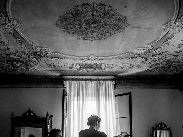 Il matrimonio di Max e Augusta a Vicenza, Vicenza 17