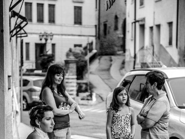 Il matrimonio di Max e Augusta a Vicenza, Vicenza 26
