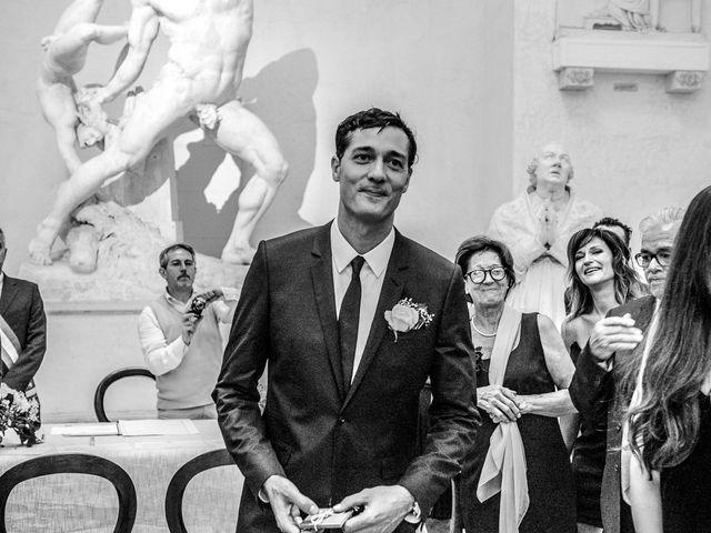 Il matrimonio di Max e Augusta a Vicenza, Vicenza 32