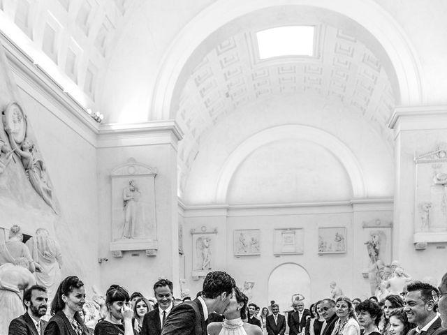Il matrimonio di Max e Augusta a Vicenza, Vicenza 33