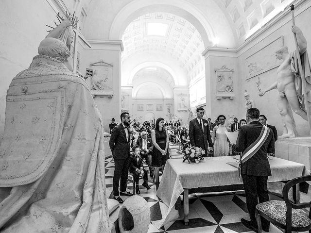 Il matrimonio di Max e Augusta a Vicenza, Vicenza 34
