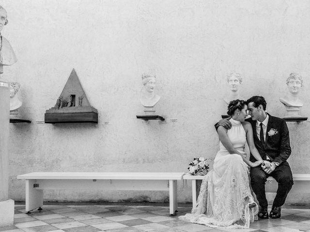 Il matrimonio di Max e Augusta a Vicenza, Vicenza 42