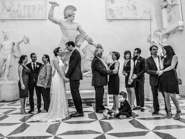 Il matrimonio di Max e Augusta a Vicenza, Vicenza 43