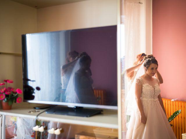 Il matrimonio di Junior e Tanya a Binasco, Milano 11