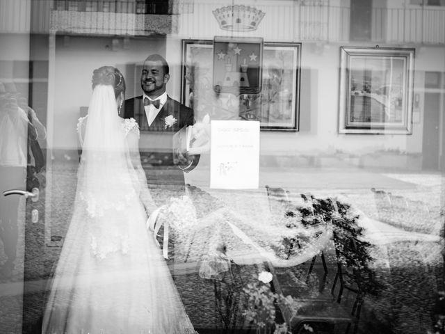 Il matrimonio di Junior e Tanya a Binasco, Milano 13