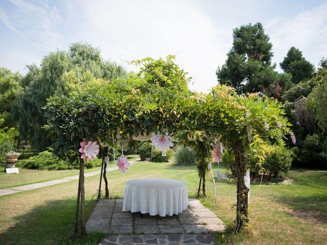 Il matrimonio di Junior e Tanya a Binasco, Milano 15