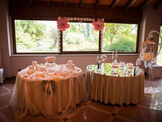 Il matrimonio di Junior e Tanya a Binasco, Milano 18