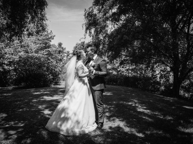 Il matrimonio di Junior e Tanya a Binasco, Milano 20