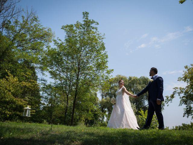 Il matrimonio di Junior e Tanya a Binasco, Milano 22