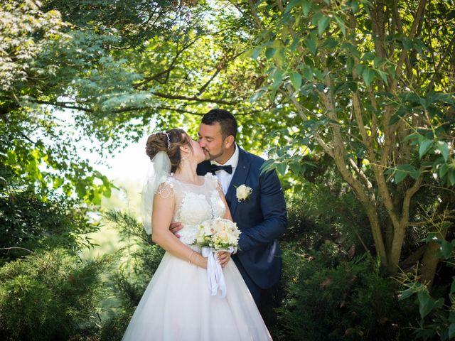 Il matrimonio di Junior e Tanya a Binasco, Milano 1