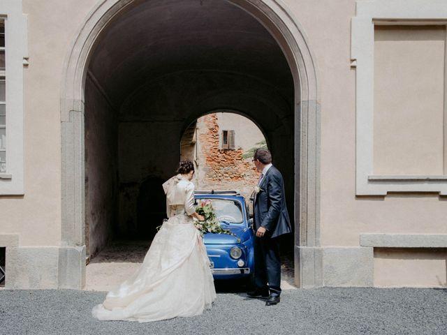 Il matrimonio di Stefano e Alessia a Biella, Biella 36