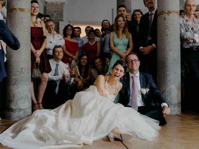 Il matrimonio di Stefano e Alessia a Biella, Biella 50