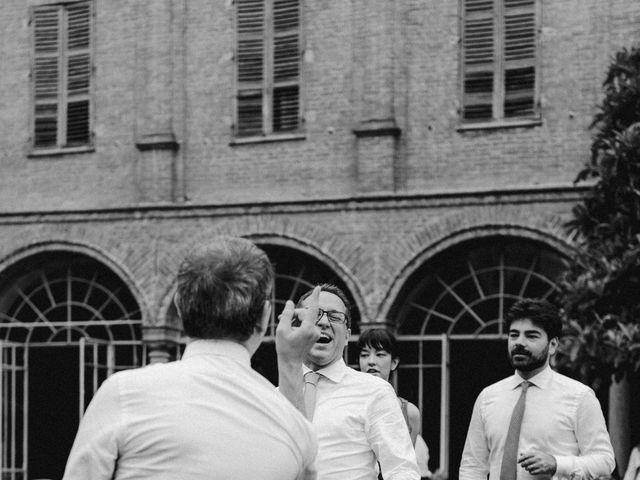 Il matrimonio di Stefano e Alessia a Biella, Biella 70