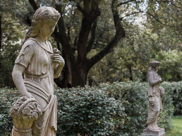 Il matrimonio di Ricky e Tessa a Castiglione del Lago, Perugia 1