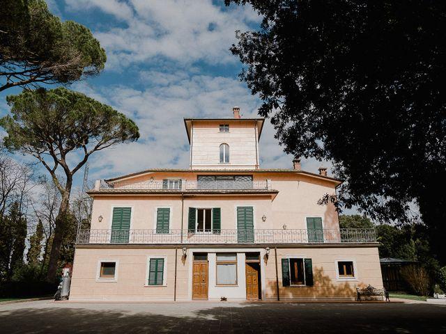 Il matrimonio di Ricky e Tessa a Castiglione del Lago, Perugia 2