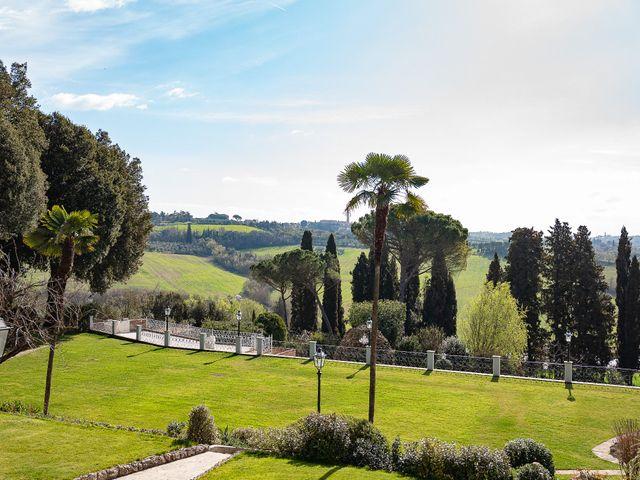 Il matrimonio di Ricky e Tessa a Castiglione del Lago, Perugia 5