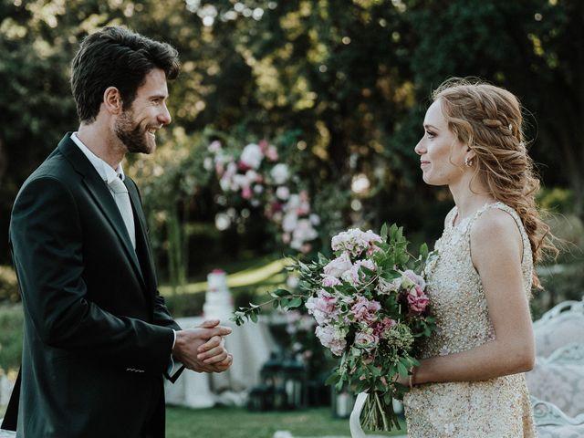 Il matrimonio di Ricky e Tessa a Castiglione del Lago, Perugia 35