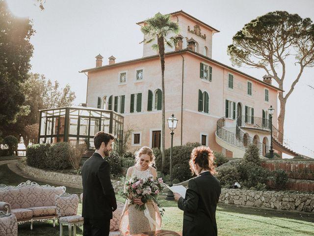 Il matrimonio di Ricky e Tessa a Castiglione del Lago, Perugia 36