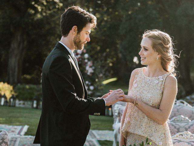 Il matrimonio di Ricky e Tessa a Castiglione del Lago, Perugia 37