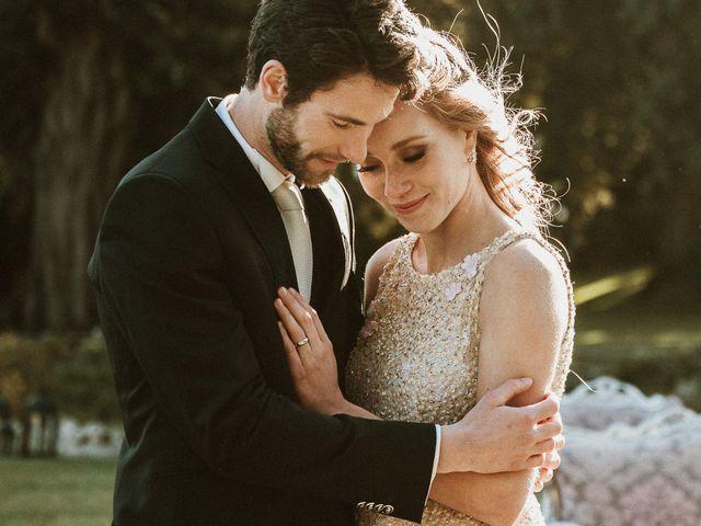 Le nozze di Tessa e Ricky