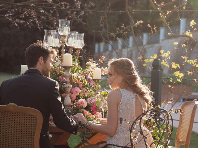 Il matrimonio di Ricky e Tessa a Castiglione del Lago, Perugia 40