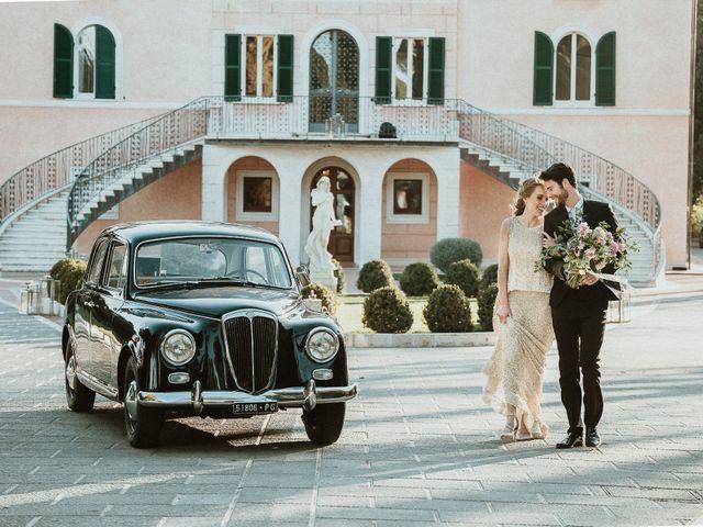 Il matrimonio di Ricky e Tessa a Castiglione del Lago, Perugia 42