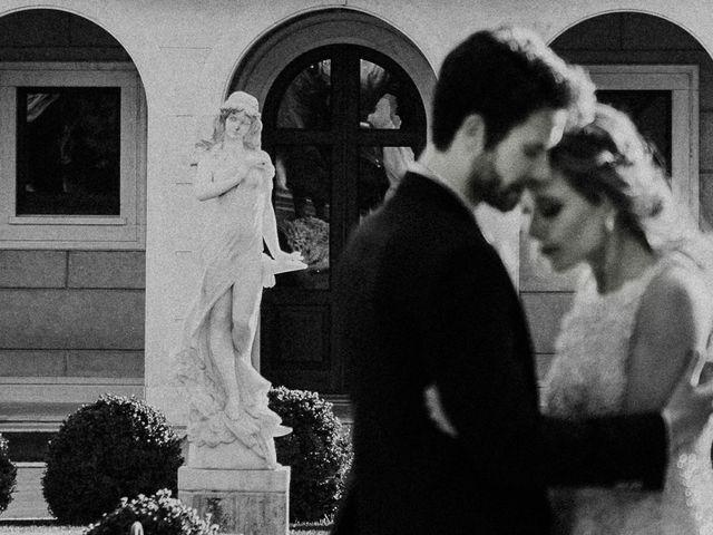 Il matrimonio di Ricky e Tessa a Castiglione del Lago, Perugia 43