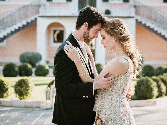 Il matrimonio di Ricky e Tessa a Castiglione del Lago, Perugia 44
