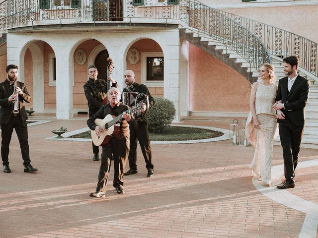 Il matrimonio di Ricky e Tessa a Castiglione del Lago, Perugia 46