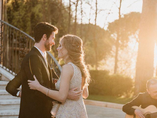 Il matrimonio di Ricky e Tessa a Castiglione del Lago, Perugia 47