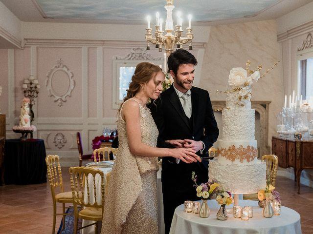 Il matrimonio di Ricky e Tessa a Castiglione del Lago, Perugia 49