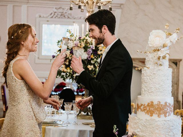 Il matrimonio di Ricky e Tessa a Castiglione del Lago, Perugia 51