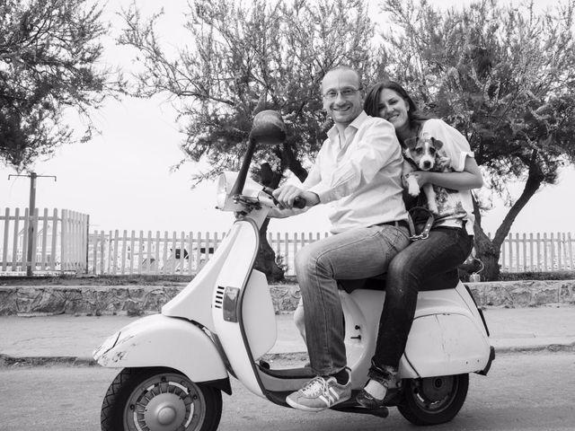 Il matrimonio di Luca e Piera a Marsala, Trapani 6