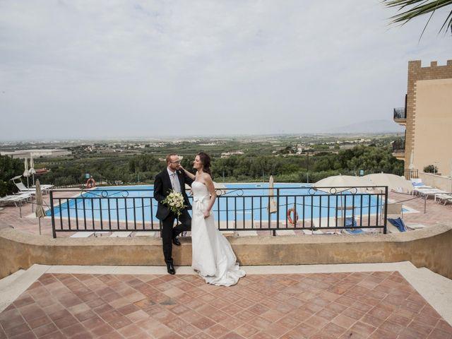 Il matrimonio di Luca e Piera a Marsala, Trapani 46