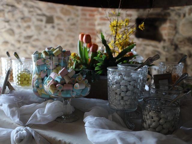 Il matrimonio di Francesco e Francesca  a Cernusco Lombardone, Lecco 9