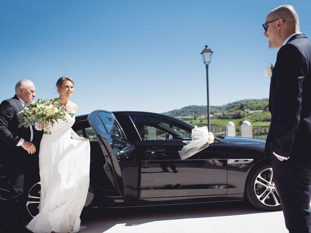 Il matrimonio di Fabio e Lara a Arzignano, Vicenza 20