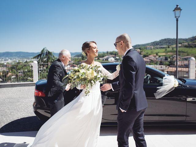 Il matrimonio di Fabio e Lara a Arzignano, Vicenza 21