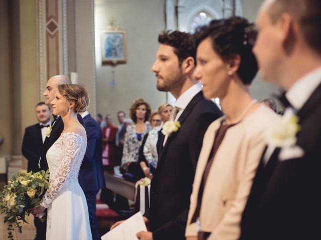 Il matrimonio di Fabio e Lara a Arzignano, Vicenza 27