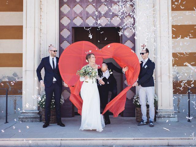 Il matrimonio di Fabio e Lara a Arzignano, Vicenza 34