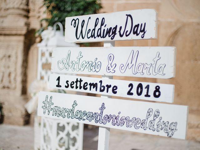 Il matrimonio di Antonio e Marta a Squinzano, Lecce 3