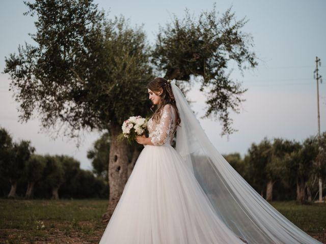 Il matrimonio di Antonio e Marta a Squinzano, Lecce 7