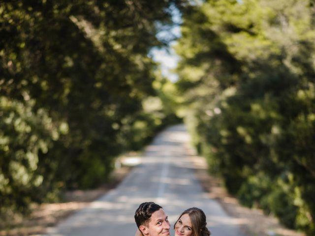 Il matrimonio di Antonio e Marta a Squinzano, Lecce 20