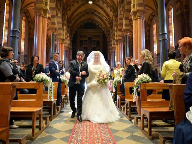 Il matrimonio di Alessandro e Martina a Asti, Asti 8